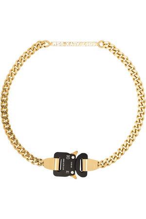 1017 ALYX 9SM Men Necklaces - Buckle chain necklace