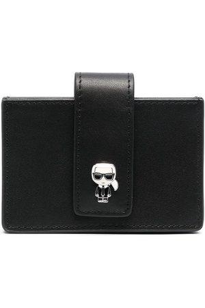 Karl Lagerfeld K/Ikonik multi-pocket wallet