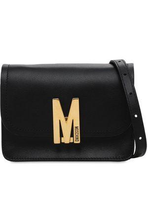 Moschino Women Shoulder Bags - Sm Leather Shoulder Bag W/ Logo