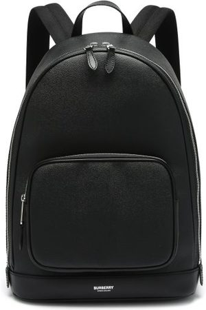 Burberry Rocco Palmellato-leather Backpack - Mens