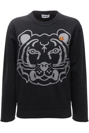 Kenzo K-tiger Classic Cotton Sweatshirt