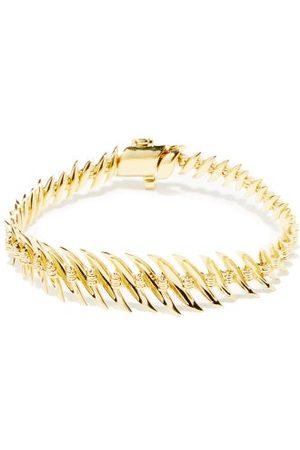 Fernando Jorge Flame 18kt Bracelet - Womens