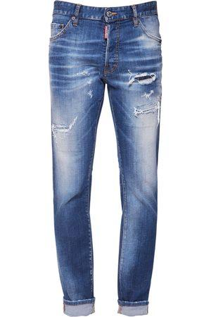 Dsquared2 17cm Baller Cotton Denim Jeans