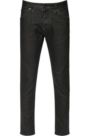 Dsquared2 16.5cm Sexy Mercury Metal Denim Jeans