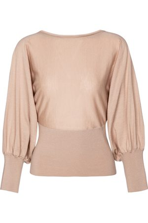 Alaïa Cashmere and silk sweater