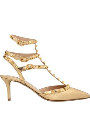 VALENTINO Women Pumps - Rockstud pumps with angle straps