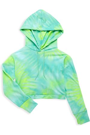 LITTLE PEIXOTO Little Girl's & Girl's Tie Dye Hoodie - - Size XS (2-4)