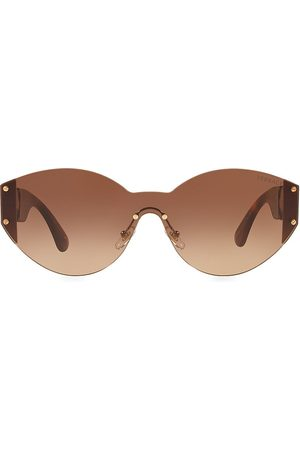 VERSACE Women's Oval Sunglasses