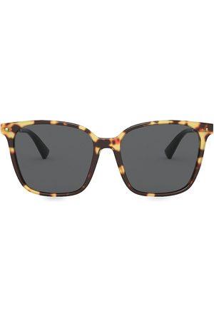 VALENTINO Women's 57MM Cat Eye Sunglasses