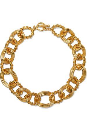 BEN-AMUN Women Necklaces - Woman 24-karat -plated Necklace Size