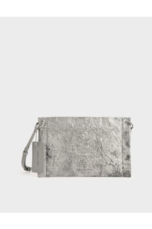 CHARLES & KEITH Women Clutches - Zip Clutch