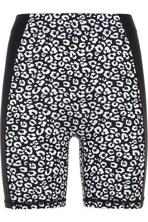 Adam Selman Sport Contour Biker Shorts