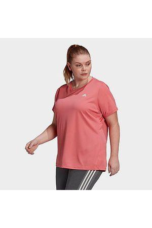 adidas Women T-shirts - Women's AEROREADY Designed 2 Move Training T-Shirt (Plus