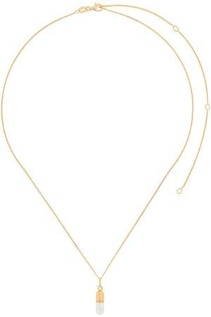 TRUE ROCKS Men Necklaces - Pill pendant necklace