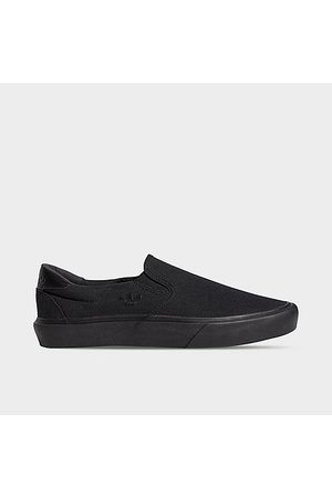 adidas Men Casual Shoes - Men's Originals Court Rallye Slip-On Casual Shoes in / Size 10.0 Canvas