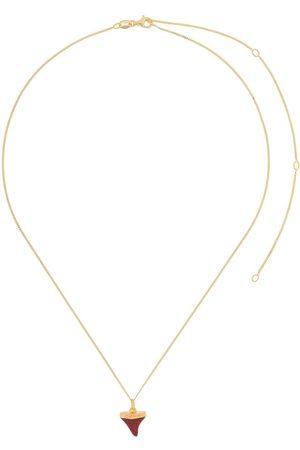 TRUE ROCKS Men Necklaces - Shark tooth pendant necklace
