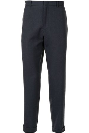 Bally High-waist tailored trousers