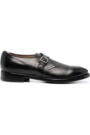 Officine creative Single-strap monk shoes