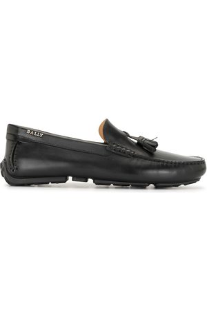Bally Men Loafers - Tasselled leather loafers