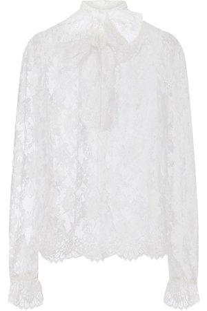 Dolce & Gabbana Chantilly lace blouse