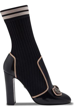 Dolce & Gabbana Knit socks ankle boots