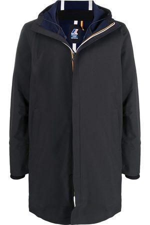 K-WAY R&D Long hooded parka