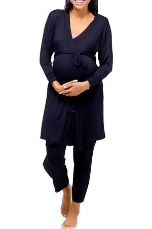 Nom Maternity Women Bathrobes - Second Skin Maternity Robe