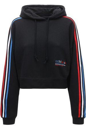 adidas Women Hoodies - Logo Sweatshirt Hoodie