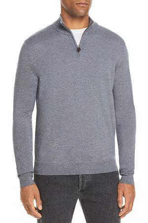 Bloomingdale's Quarter-Zip Merino Sweater - 100% Exclusive
