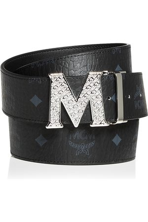MCM Men's Claus Reversible Belt