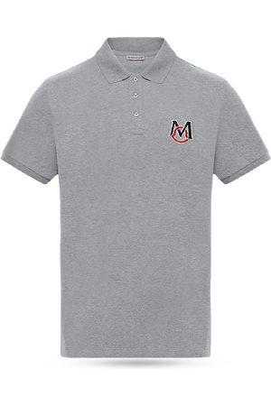 Moncler Logo Regular Fit Polo Shirt