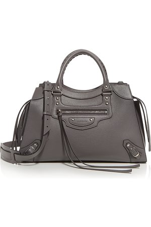 Balenciaga Neo Classic Medium Leather Shoulder Bag