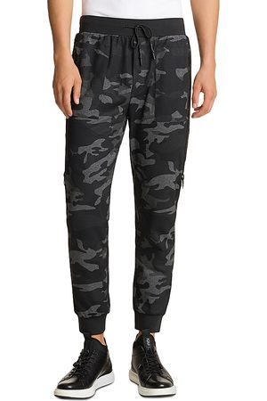 Karl Lagerfeld Camouflage Track Pants