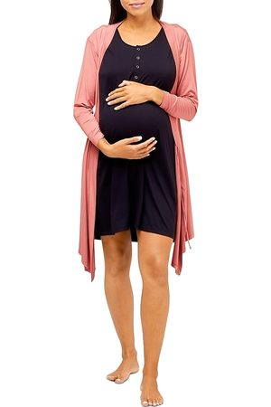 Nom Maternity Second Skin Maternity Robe