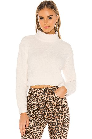 superdown Gia Long Sleeve Sweater in .