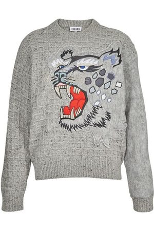 Kenzo Embroidered jumper