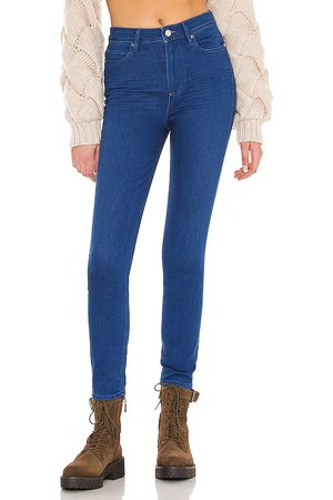 Paige Margot Skinny in Blue.