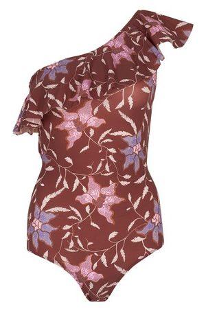 Isabel Marant Sicilya one piece swimsuit