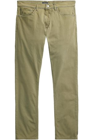 Polo Ralph Lauren Men's Slim-Fit Twill Tapered Pants - - Size 40 x 32