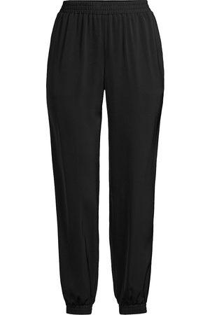 Milly Women's Harriet Crepe Slim Pants - - Size XS
