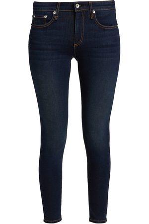 RAG&BONE Women Skinny - Women's Cate Mid-Rise Ankle Skinny Jeans - - Size 31 (10)