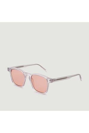 Retrosuperfuture Unico Grey sunglasses Crystal grey