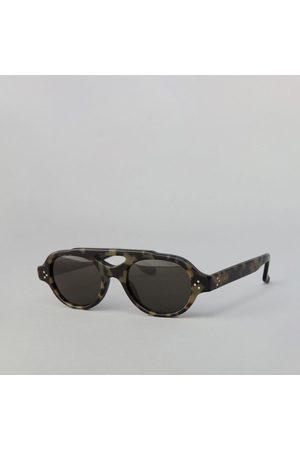 Lesca Lunetier LTD Edition III Sunglasses Khaki