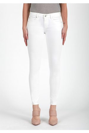 ARTICLES OF SOCIETY Women Skinny - Sarah Ankle Skinny Jean - Clear
