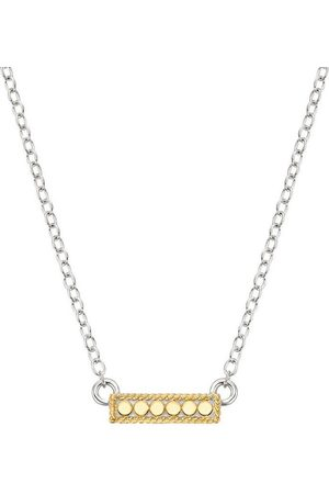 Anna Beck Mini Bar Reversible Necklace - Gold &