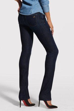 Dl Women Straight - 1961 Coco Curvy Straight Jean in Solo