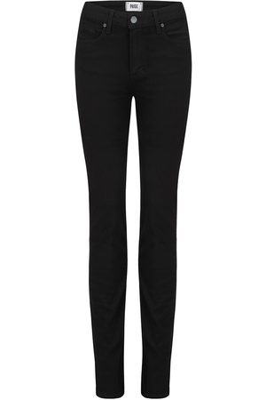 Paige Hoxton Straight Leg Jeans - Shadow