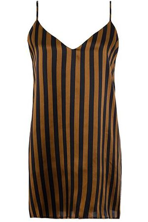 Gold Hawk Stripe Cami Gh762