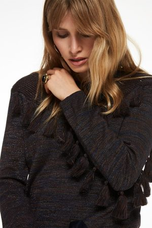 Scotch&Soda Women Sweaters - Knitted Tassel Pullover