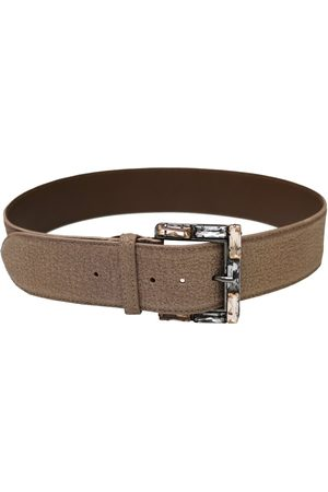 Nanni Belt With Embellished Buckle 359
